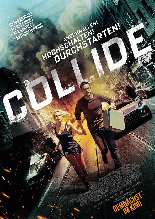 Collide - Poster 01