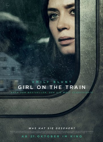 Girl On The Train - Poster 03