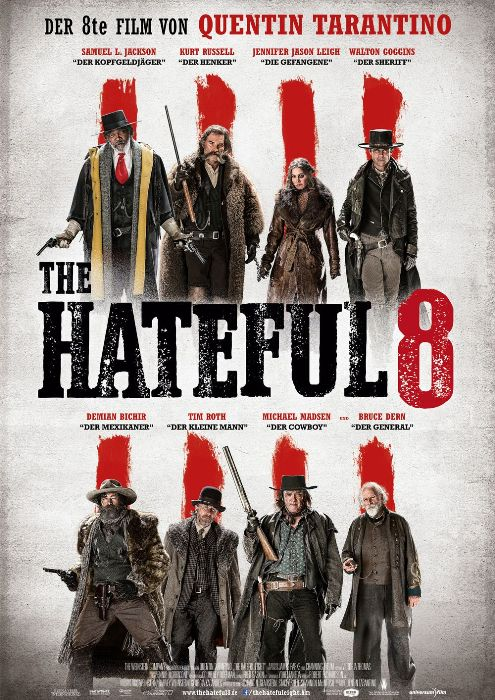 Hateful Eight - Poster 04
