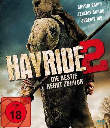 Hayride 2 - Cover 01