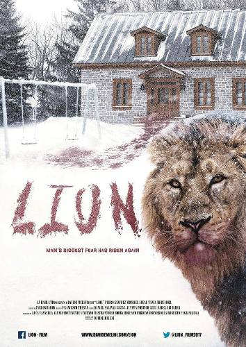 Lion - Poster 01