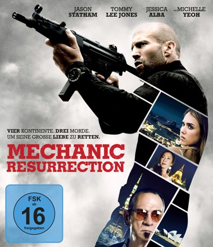 Mechanic 2 - Cover 01