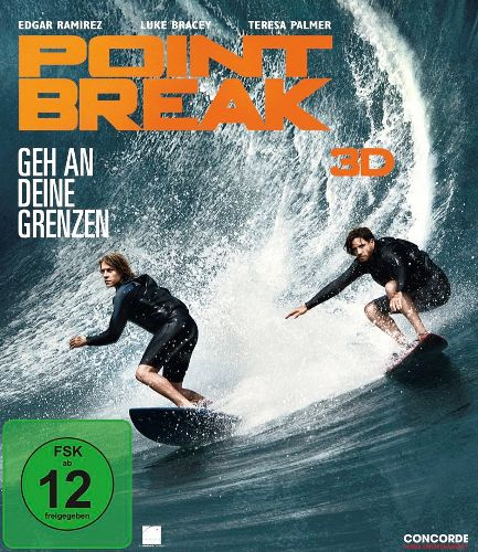 Point Break - Cover 01