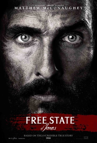 State Of Jones - Poster 01