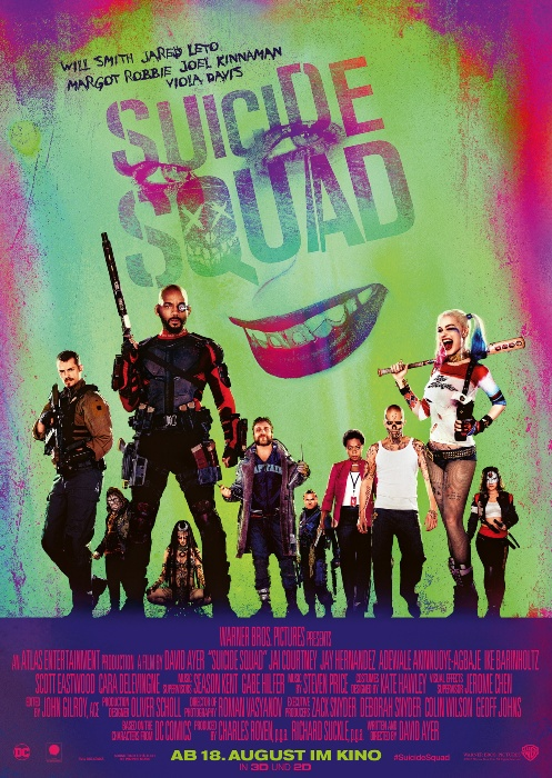 Suicide Squad - Poster 02