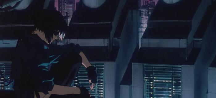 Ghost In The Shell - Banner 01