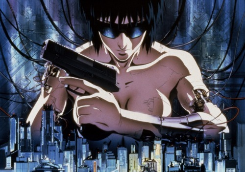 Ghost In The Shell - Promo 01