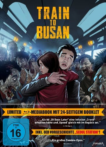 Train To Busan - Cover 01