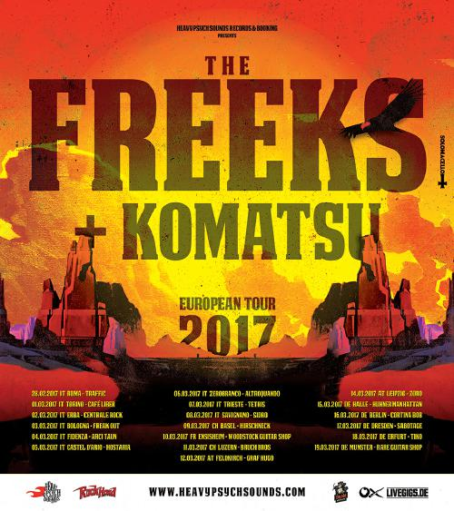 Freeks EuropeanTour2017