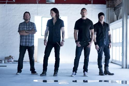 Alter Bridge - Band 01