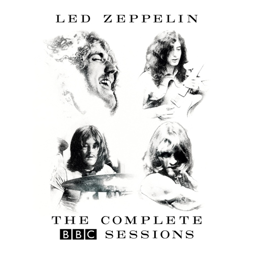 Led Zeppelin - BBC Cover