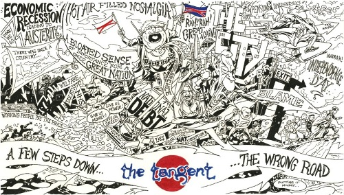 The Tangent - Steps