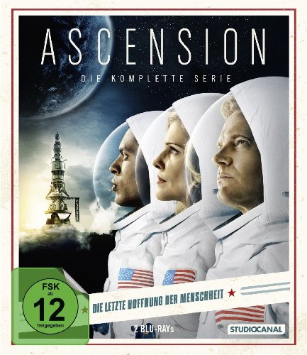 Ascension - S01 - Cover 01