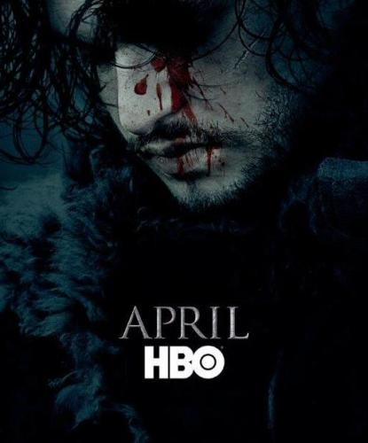 Game Of Thrones - S06 - Poster 01