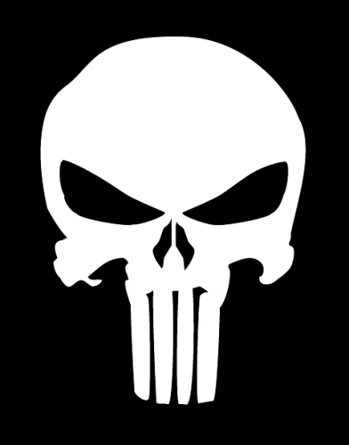 Punisher NF - Logo 01