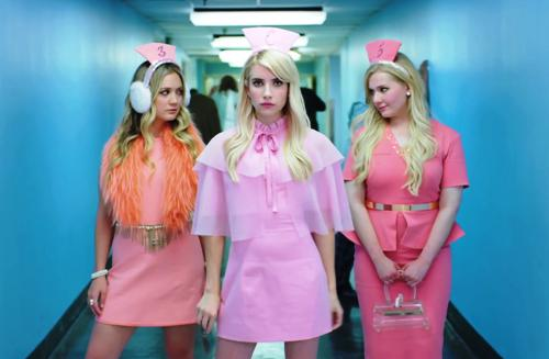 Scream Queens - S02 - 01