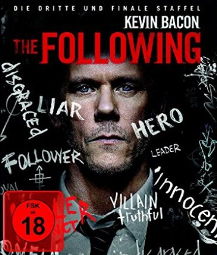 The Following - S03 - Cover 01
