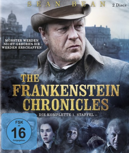 Frankenstein Chronicles - S01 - Cover 01